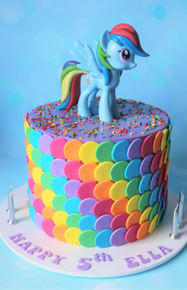 8 Lil Pony Themed Cakes Photo My Little Pony Birthday Cake My