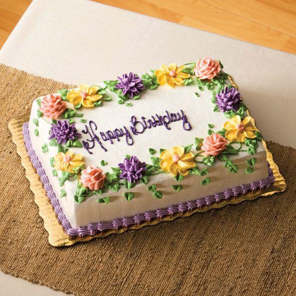 9 View Decorated Birthday Cakes Photo Happy Birthday Bill Cake