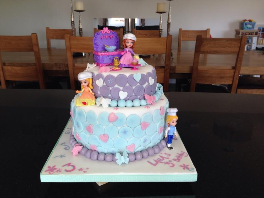 Prime 8 Disney Sofia The First Cakes Photo Disney Princess Sofia The Funny Birthday Cards Online Necthendildamsfinfo
