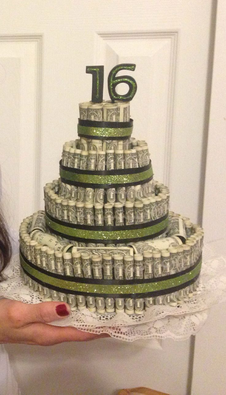 12 Dollar Bill Money Cakes Ideas Photo Cake Made with Dollar Bills