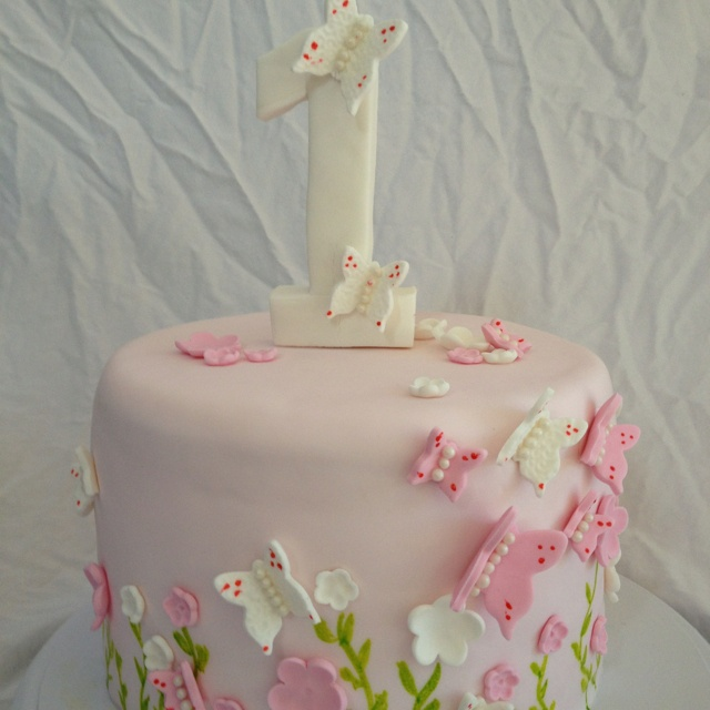 Butterfly Baby Shower Cake Images