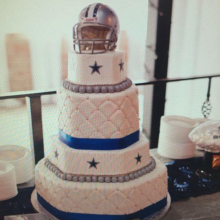 10 Dallas Cowboys Wedding Cakes Photo Dallas Cowboys Wedding - Wedding Cakes Dallas
