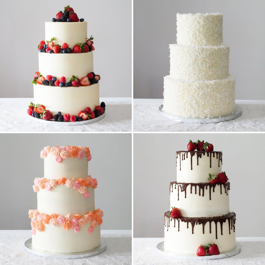 11 Simple DIY Wedding Cupcakes Photo - Homemade Wedding Cake ...