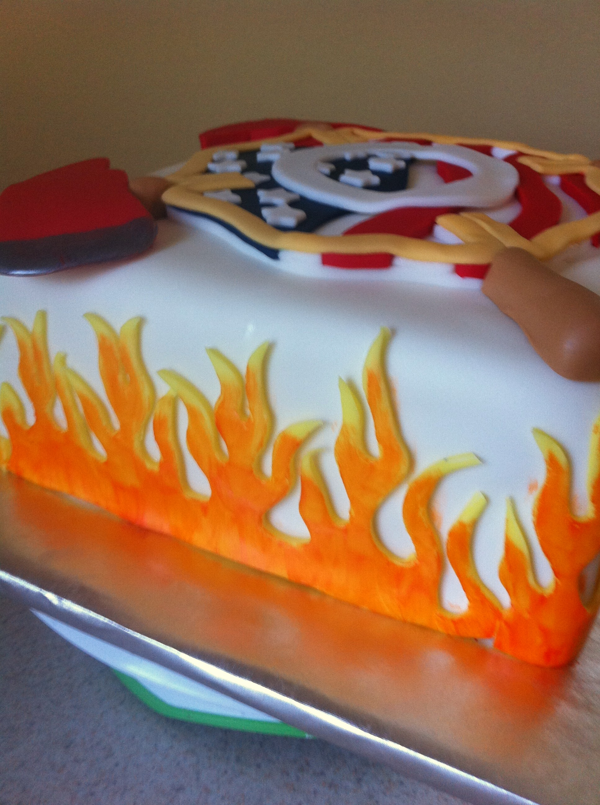 Prime 11 Teen Boy Birthday Cakes With Flames Photo Teenage Boy Personalised Birthday Cards Veneteletsinfo