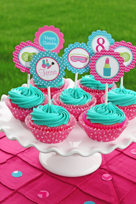 11 DIY Spa Cakes Photo DIY Spa Birthday Cake Spa Party Ideas for