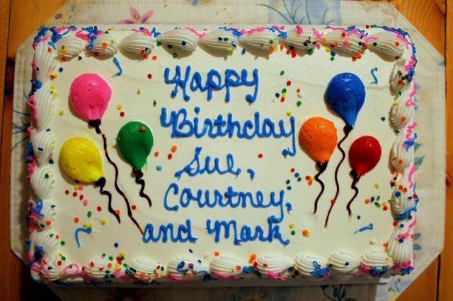6 January Birthday Cakes Flowers Photo January Birthday Cake