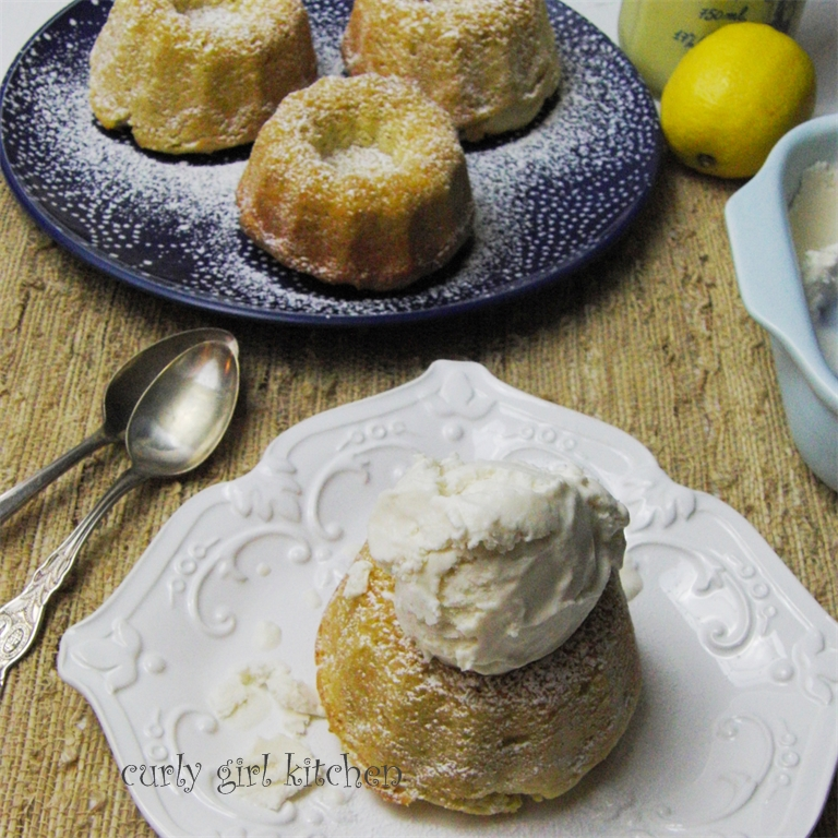 Limoncello Cake with Mascarpone Cream