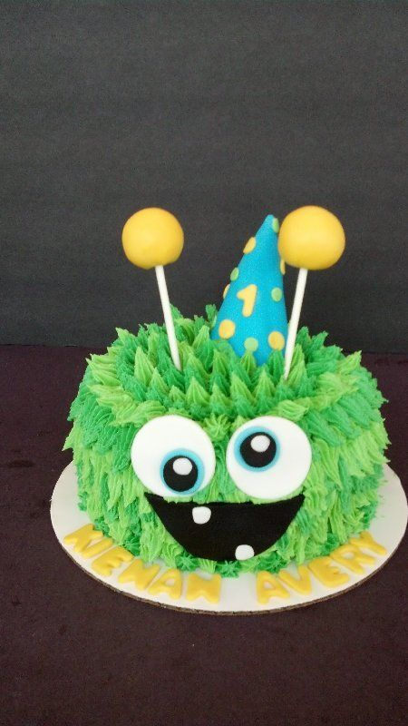 11 Halloween Decorated Cakes For Boys Photo Halloween Birthday