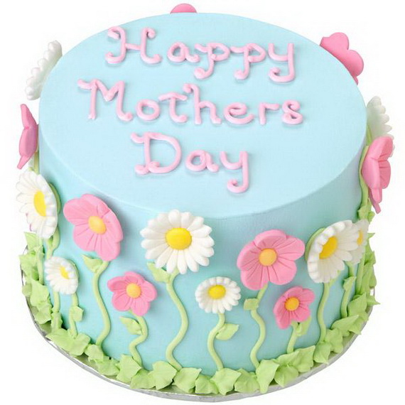 Mother's Day Cake Idea