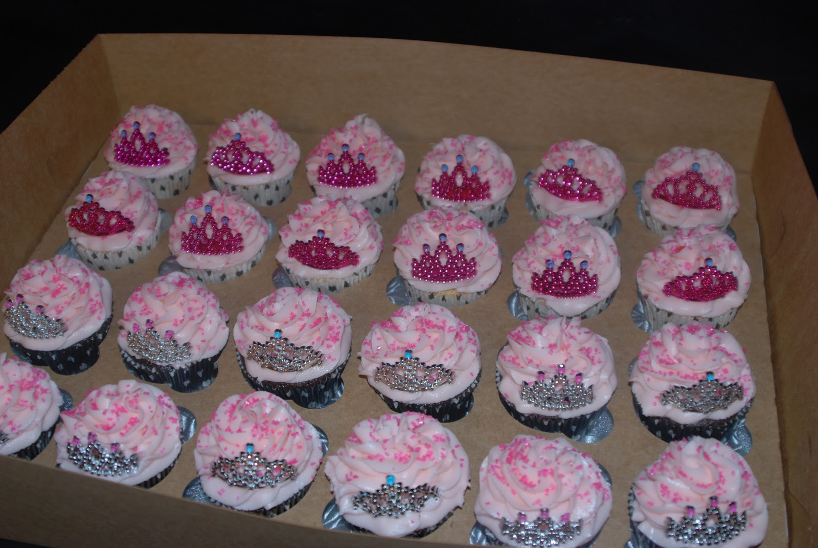 Wedding Shower Cupcake Cakes
