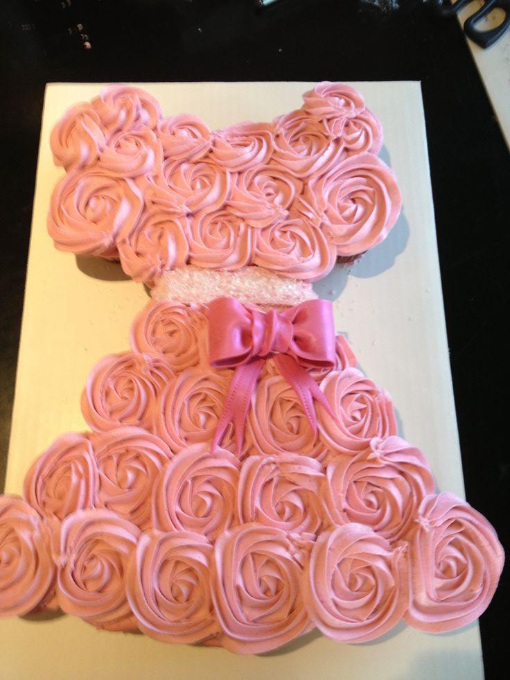 11 Princess Cupcake Cakes Designs Photo Princess Dress Cupcake