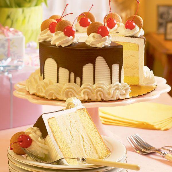 Publix Ice Cream Birthday Cakes