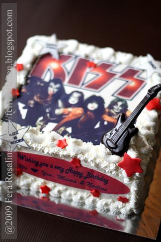 Astounding 10 Rock Band Birthday Cakes Photo Rock Band Cake Rock Band Cake Funny Birthday Cards Online Overcheapnameinfo