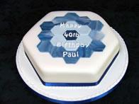 Simple Birthday Cake For Man