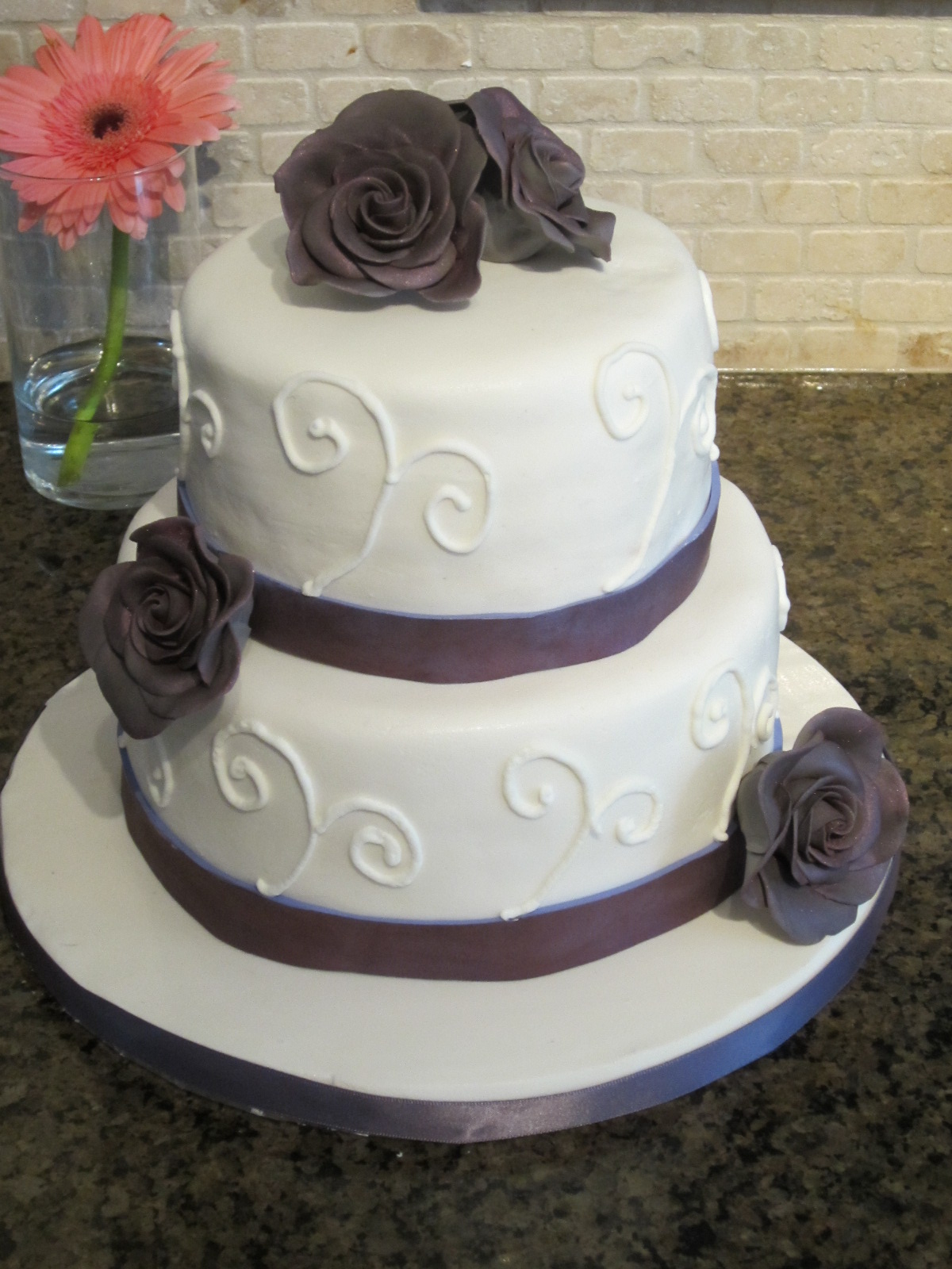 small wedding cakes with roses 9 small cakes with roses photo sleeping cake 20247