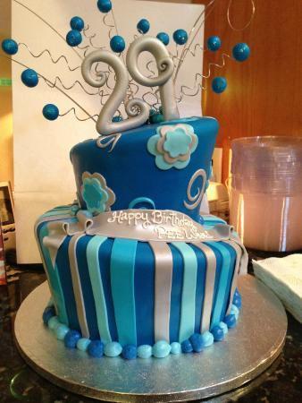 Fantastic 11 Best 29Th Birthday Cakes Photo 29 Year Old Birthday Cakes Personalised Birthday Cards Akebfashionlily Jamesorg