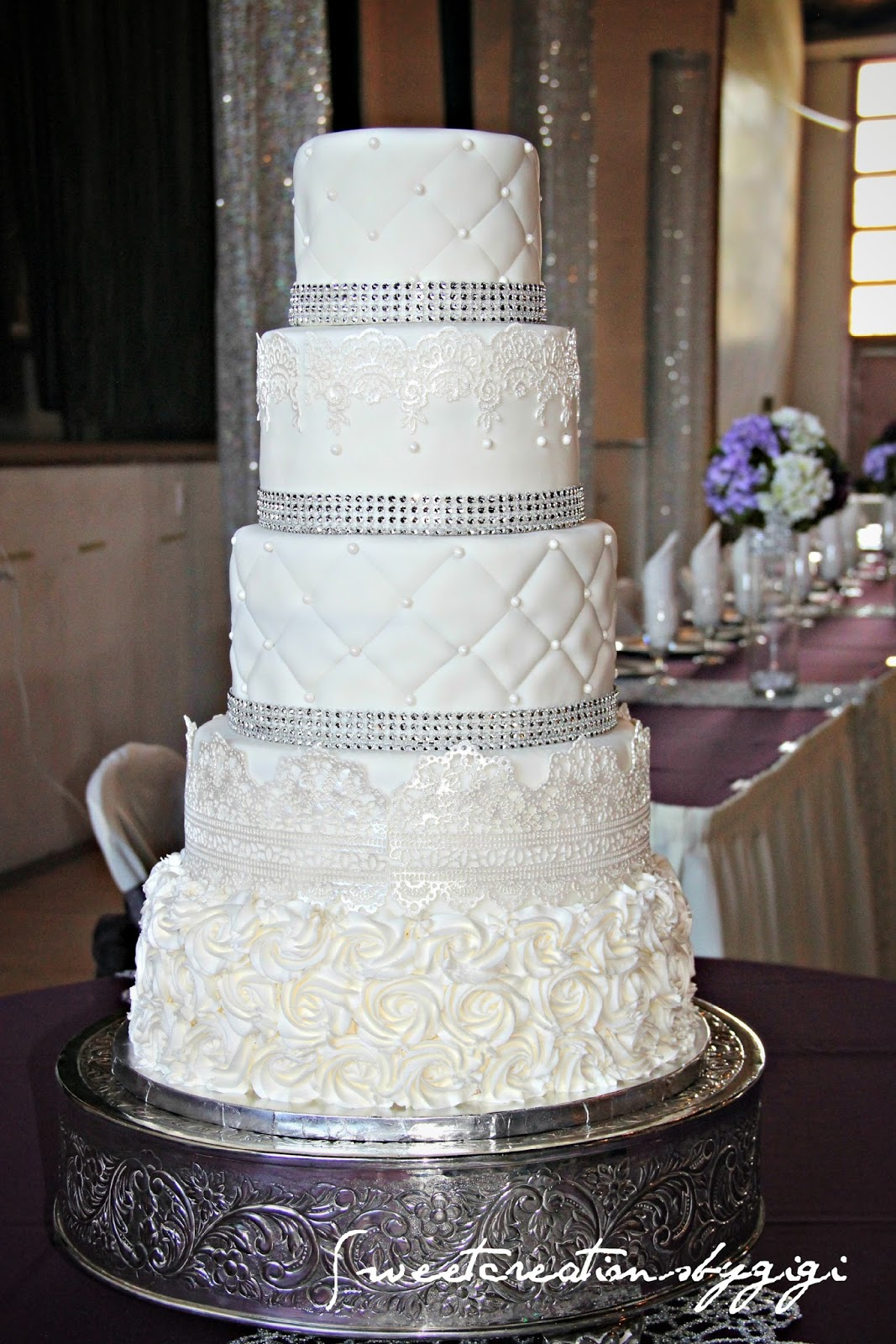 how to decorate a 5 tier wedding cake 11 5 tier buttercream wedding cakes photo buttercream 15648
