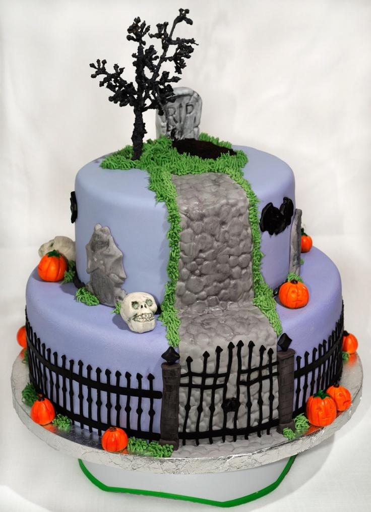 Scary Cake Ideas
