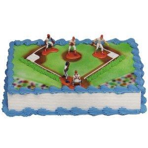 11 Baseball Cakes At Publix Photo Birthday