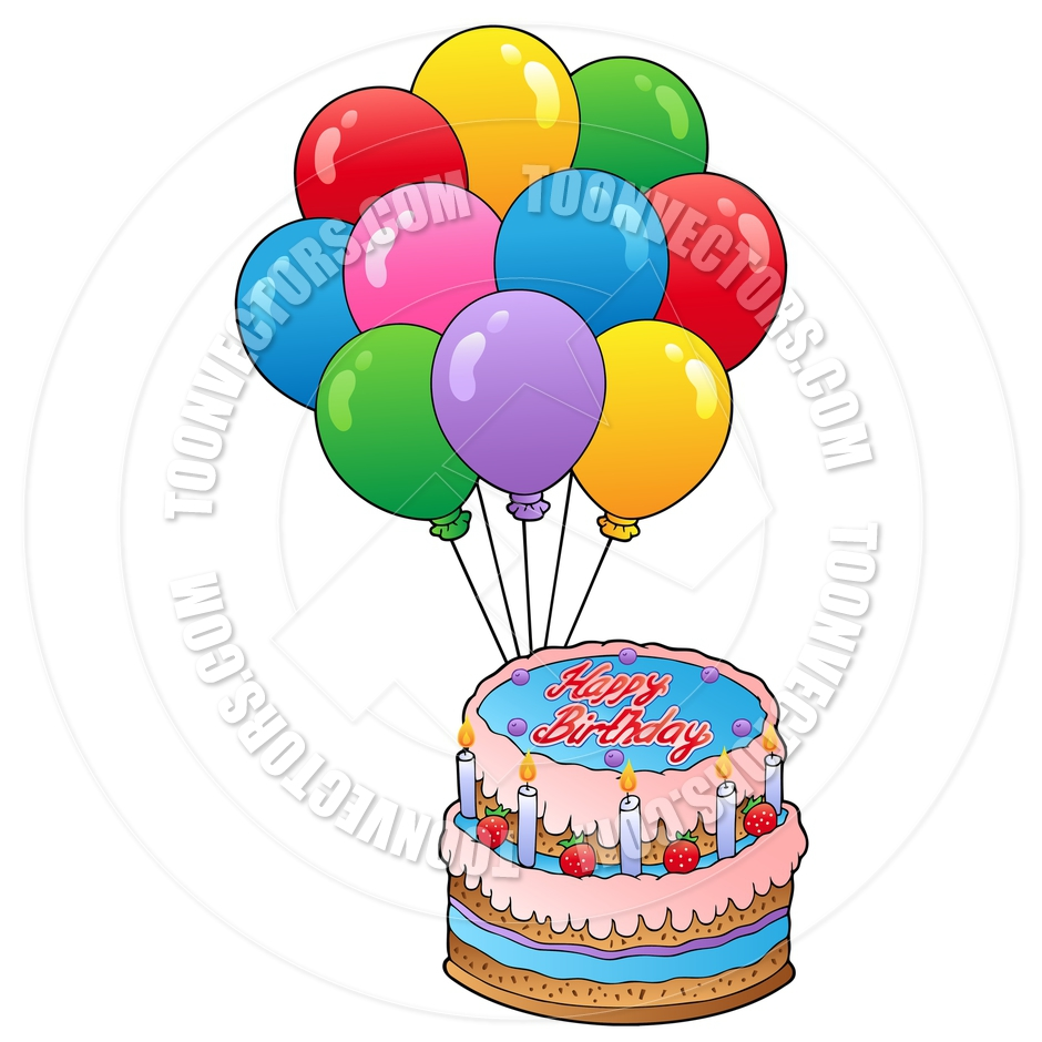 11 cartoon balloons cute birthday cakes photo cartoon birthday rh snackncake com cartoon birthday balloons and presents cartoon pictures of birthday balloons
