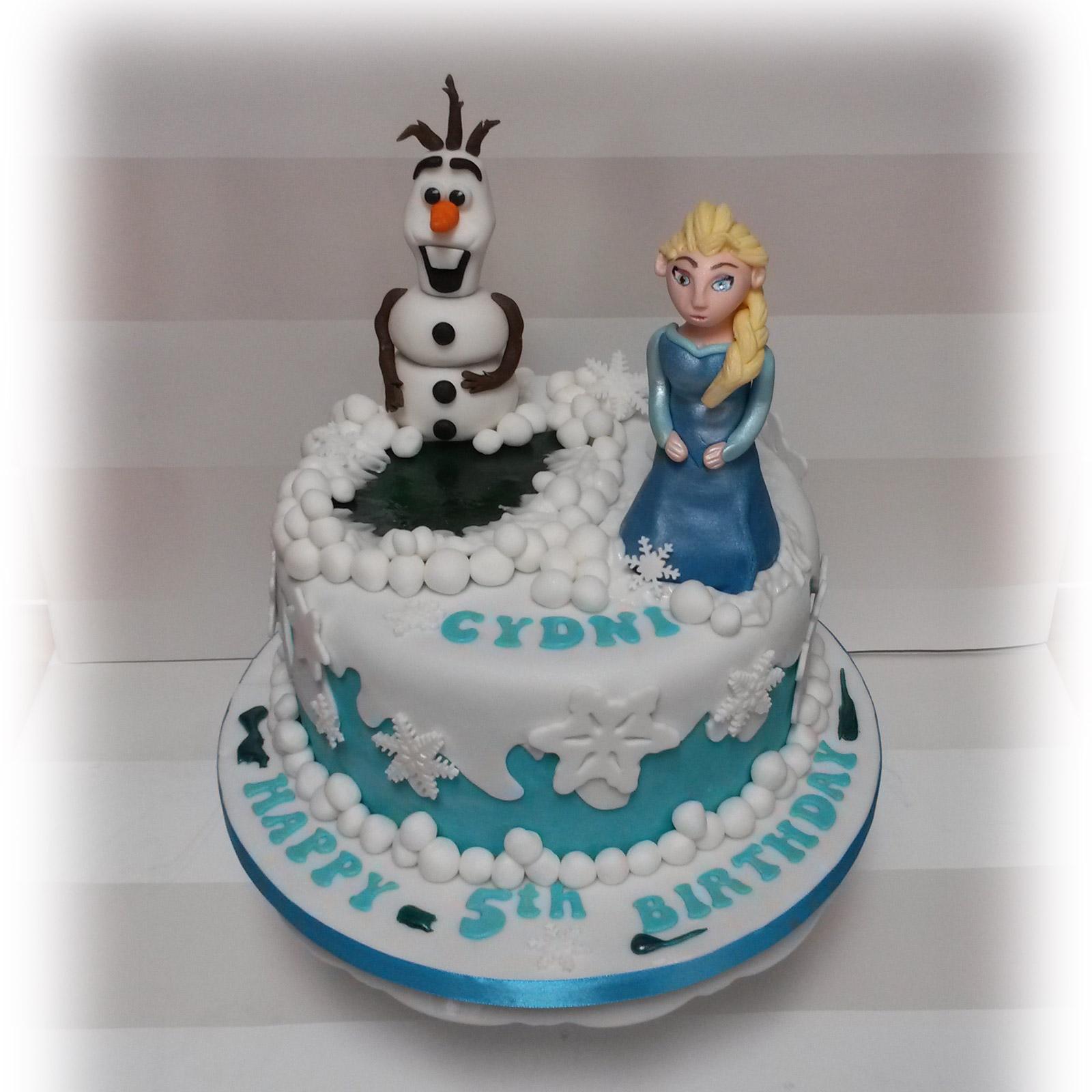 Strange 8 Disney Frozen Birthday By Cakes Photo Disney Frozen Birthday Funny Birthday Cards Online Elaedamsfinfo