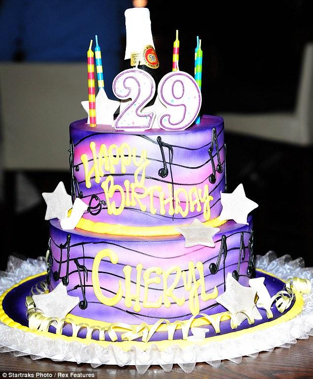 Stupendous 11 Best 29Th Birthday Cakes Photo 29 Year Old Birthday Cakes Personalised Birthday Cards Paralily Jamesorg