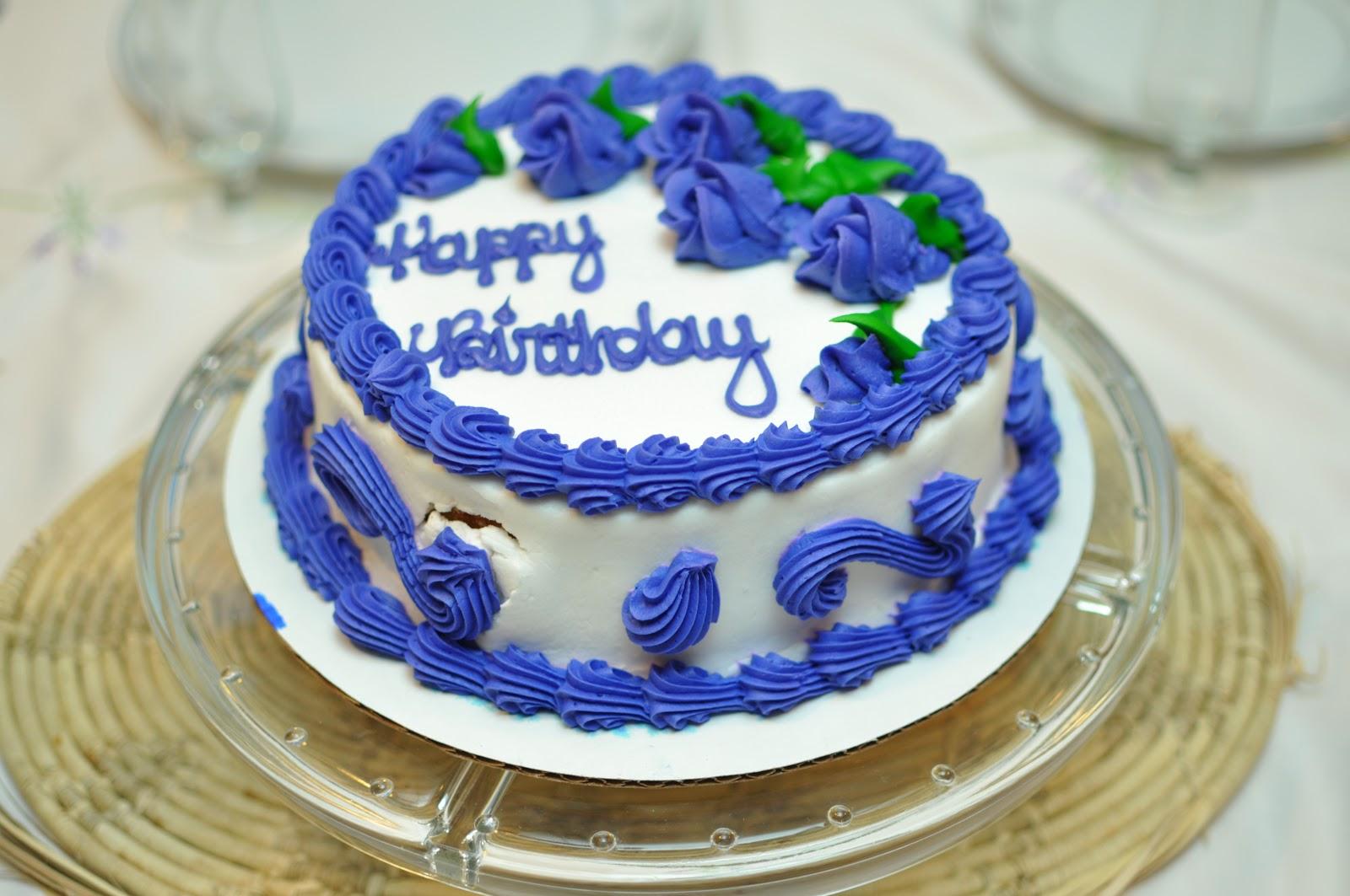 6 Ukrops Bakery Birthday Cakes Photo Happy Birthday Turkey Cake