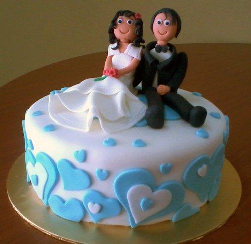 8 Photos of Funny Anniversary 1st Anniversary Celebration Cakes