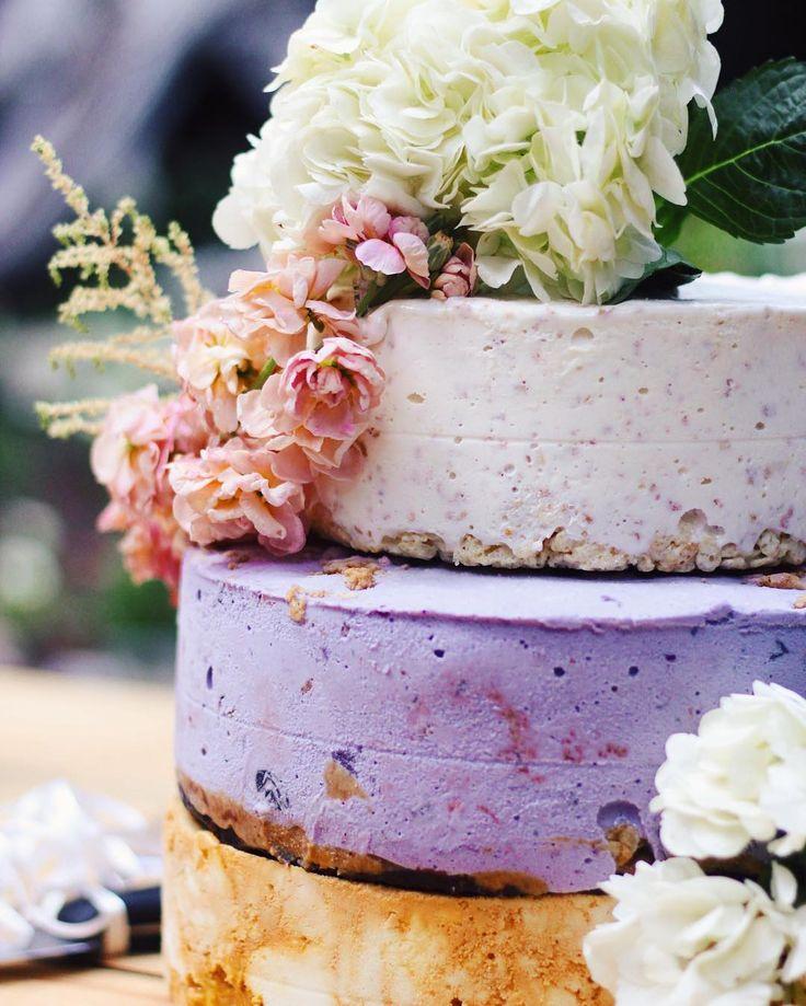Ice Cream Cake Wedding