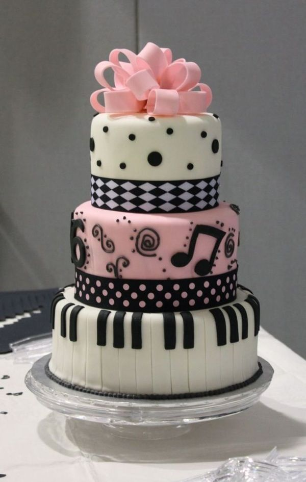 Birthday Cake Piano Theme