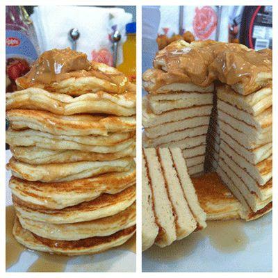 9 Photos of No Carb Protein Pancakes