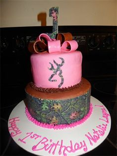 12 Camo Cakes For Boy 1st Birthday Cupcake Photo Camo Birthday