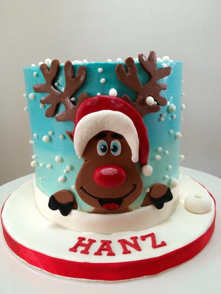 Christmas Cake Frills Australia