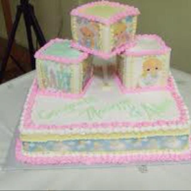 10 Precious Moments Cakes Photo Precious Moments Birthday Cake