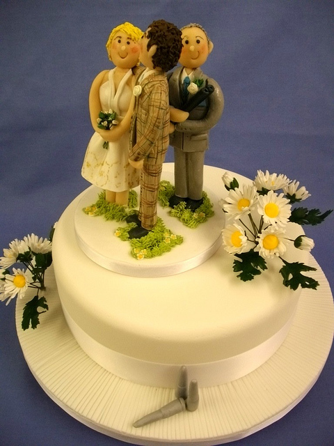 10 Shotgun Wedding Cakes Photo - Shotgun Wedding, Shotgun Wedding ...