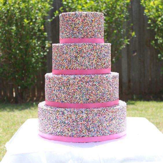 11 4 Years Layer Birthday Cakes Photo