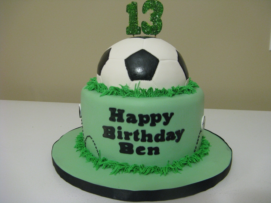 10 Simple Teenage Boy Birthday Cakes Photo Cool Teenage Boy