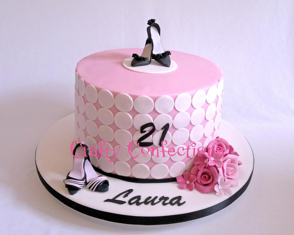 11 Shoe Themed Cakes Photo 60th Birthday Cake Christian Louboutin
