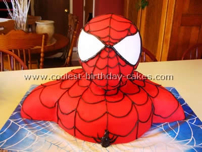 6 Year Old Boy Birthday Cake Ideas