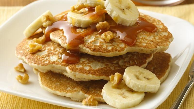 5 Photos of Ihop Banana Caramel Pancakes