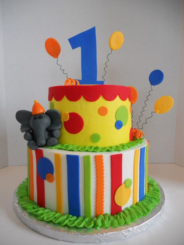 11 Realistic Carnival Themed Cakes Photo Carnival Birthday Cake