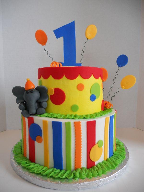 11 Realistic Carnival Themed Cakes Photo Carnival Birthday Cake