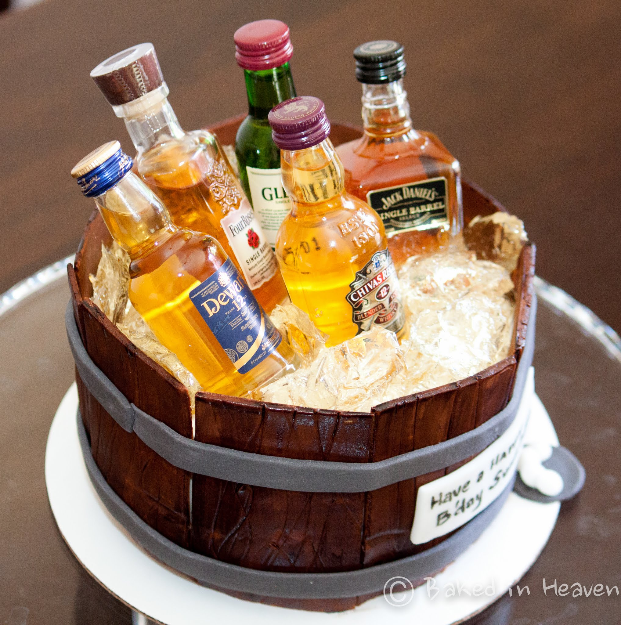 Fantastic 6 Baking Cakes With Alcohol Photo Southern Comfort Cupcakes Personalised Birthday Cards Paralily Jamesorg