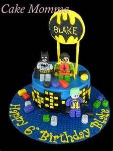 9 Joker LEGO Cakes For Boys Photo LEGO Batman Birthday Cake Ideas