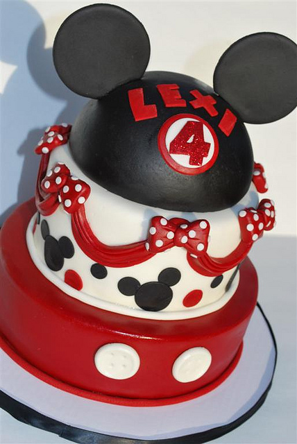9 Photos of Disney Mickey Mouse Cakes