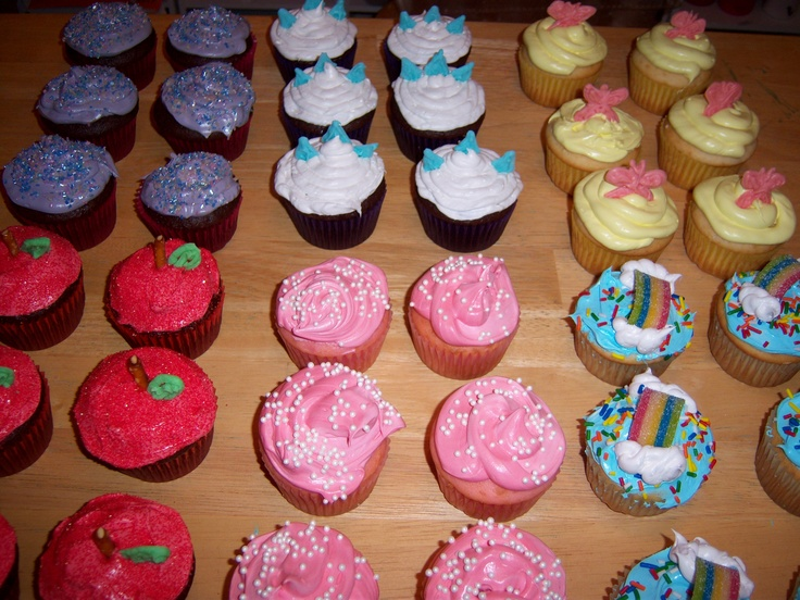 12 Friendship Is Magic Cupcakes Photo My Little Pony Friendship