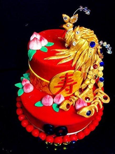 Phoenix Chinese Cake