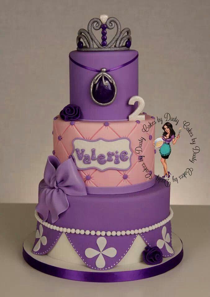 Outstanding 13 Princess Sofia Birthday Cakes From Pinterest Photo Princess Funny Birthday Cards Online Inifodamsfinfo
