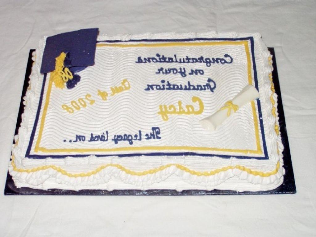 Sam S Graduation Cakes