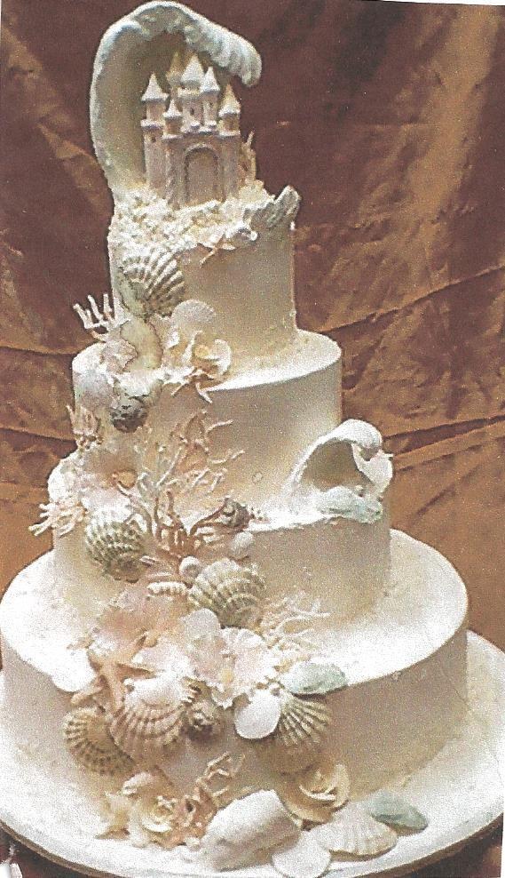 Seashell Themed Wedding Image Collections Wedding Decoration Ideas